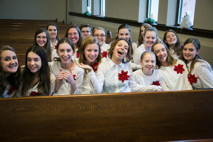 Mennonite Children S Choir Kitchener Waterloo