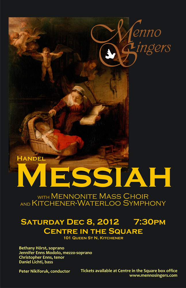 Past Concerts - Menno Singers